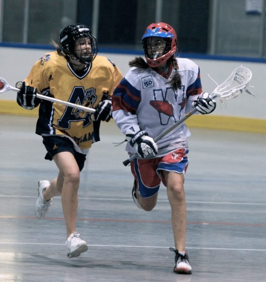 Womens Box lacrosse