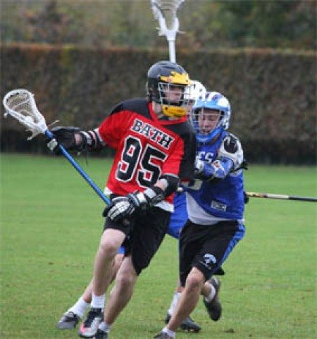 England Lacrosse Bath University Uni Lax