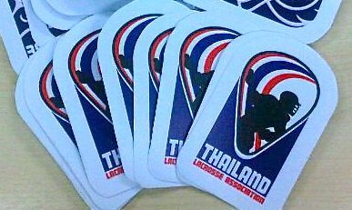 TLA Sticker by Thailand Lacrosse