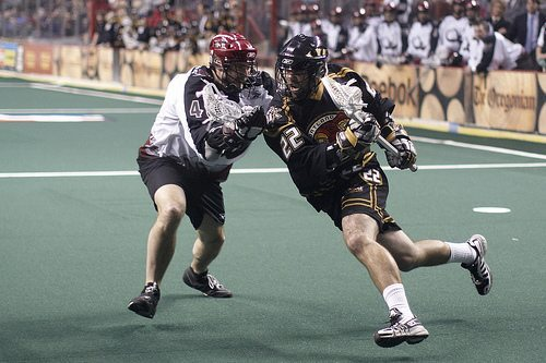 Ryan Powell NLL lacrosse lax Boston Blazers