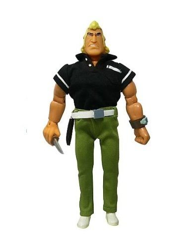 Venture Brothers action figures brock samson