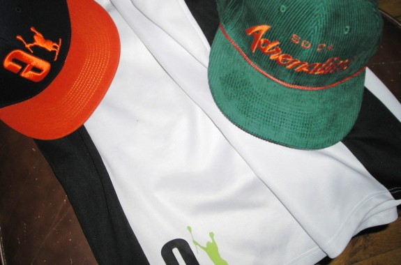 adrenaline lacrosse lax shorts hats california surfing