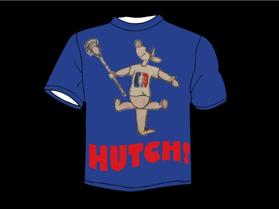Hutch the Woozle t-shirt
