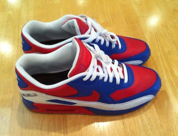 new style cad1c 7af7e Lax All Stars Nike Air Max 90