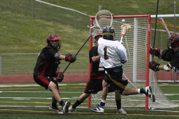 Mitch Frupp lacrosse lax photo of the week score goal