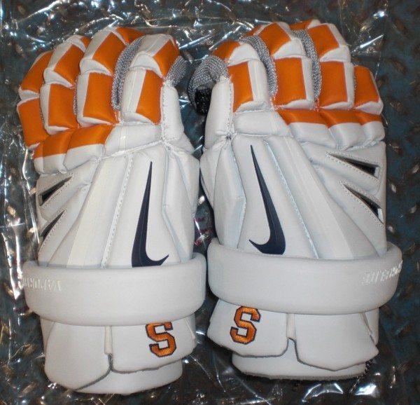 Nike Lacrosse Syracuse Gloves 2011