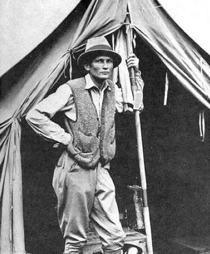 Hiram Indiana Jones