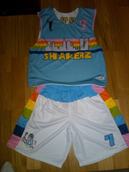Salt Shakerz Miami B&G Uniforms Lacrosse 2011