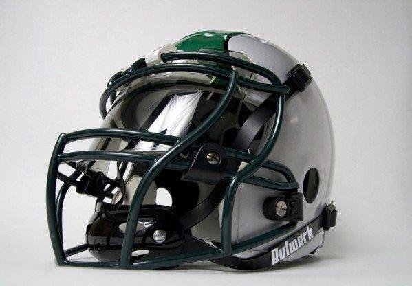 Syracuse Lacrosse Helmet Decals