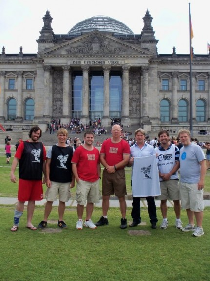 reichstag lacrosse germany lax