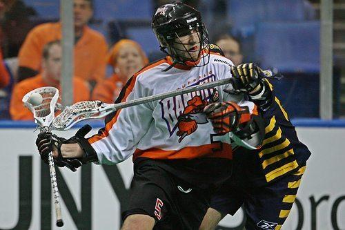 Buffalo Bandits Minnesota Swarm NLL box lacrosse indoor lax