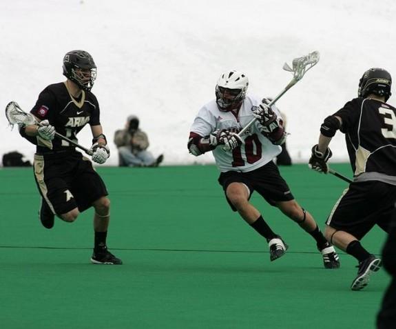 UMass Army Lacrosse 2011