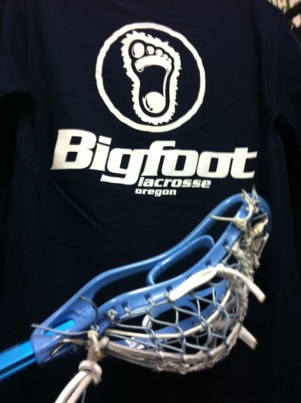 Bigfoot Maverik Lacrosse Juice Head