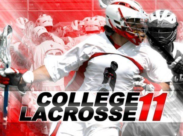 College Lacrosse Video Game 2011 Xbox LIVE