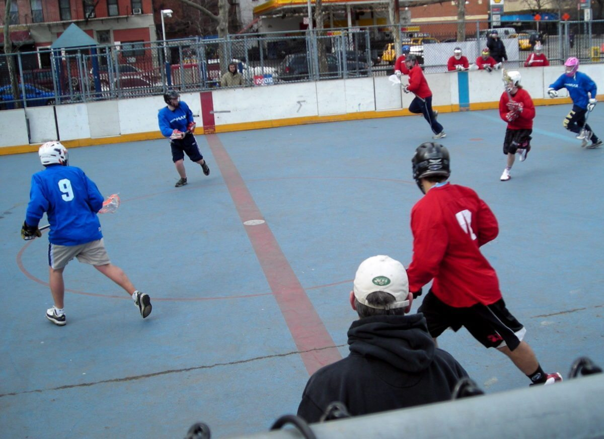 Ulax NYC box lacrosse Boniello lax