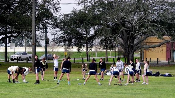 New Orleans Mardi Gras Lacrosse Tournament 2011