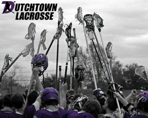 Dutchtown Lacrosse Banner