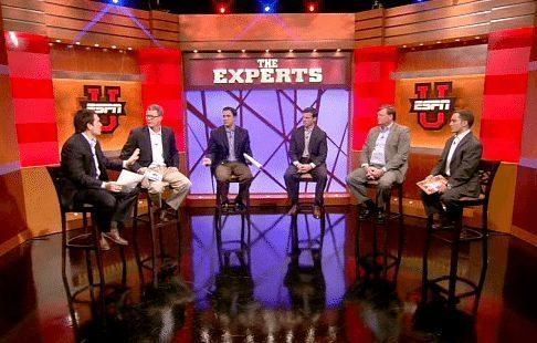 ESPNU The Experts lacrosse