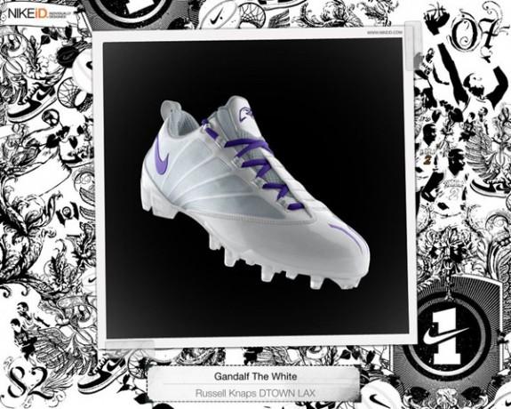 Nike ID Sneaker Lacrosse contest 3_Russell Rusty Knaps