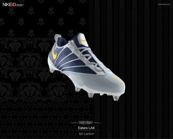 Nike ID Sneaker Lacrosse contest 4_Ian Larson
