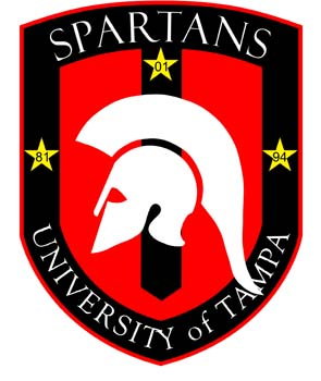 Univ of Tampa Shield 4