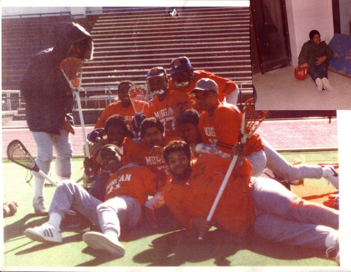Morgan State Lacrosse 1981 lax Baltimore