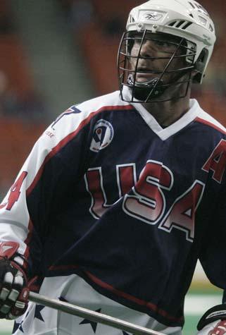 US Indoor Lacrosse