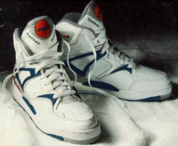 basketball Reebok Pumps
