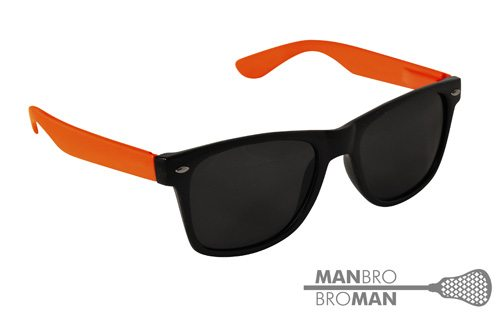 Man-Bro Bro-Man Neon Arms Sunglasses