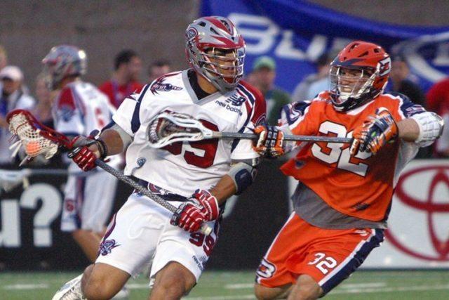 Paul Rabil Lax.com Boston Cannons MLL