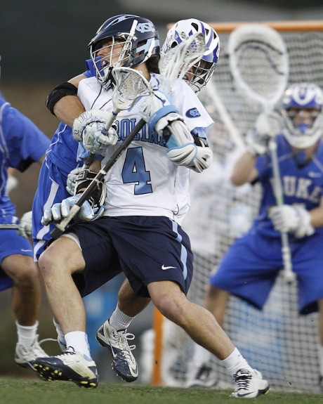Billy Bitter UNC Lacrosse