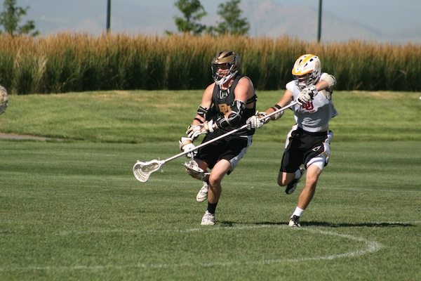 Kevin Seibert Bishop Kelly Lacrosse 2011