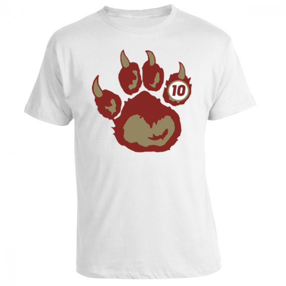 Willamette University Lacrosse All Stars Shirt