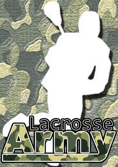 Lacrosse Army LOGO final