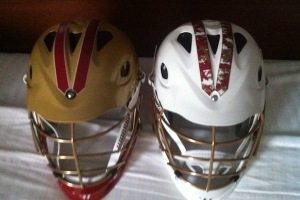 New Denver Pioneer Warrior Lacrosse Helmets