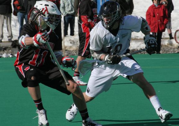 Wesleyan Lacrosse Bowdoin lax