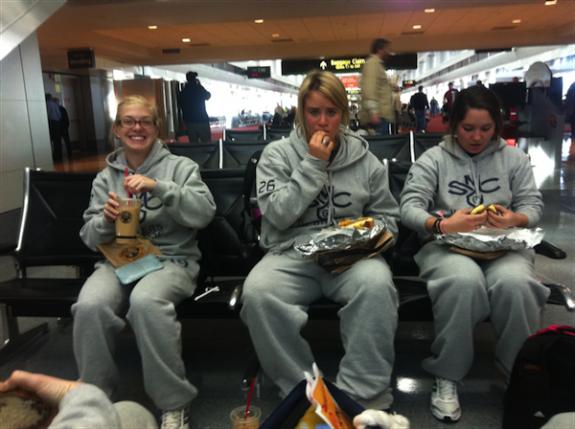 SMC Women's Lacrosse Trip