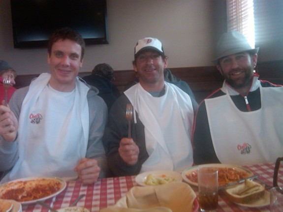 Dan Dawson, Casey Powell, Ryan Powell