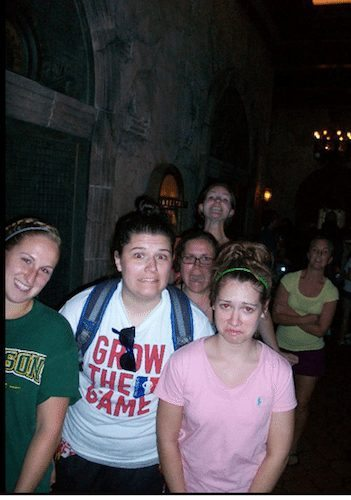 Disney line