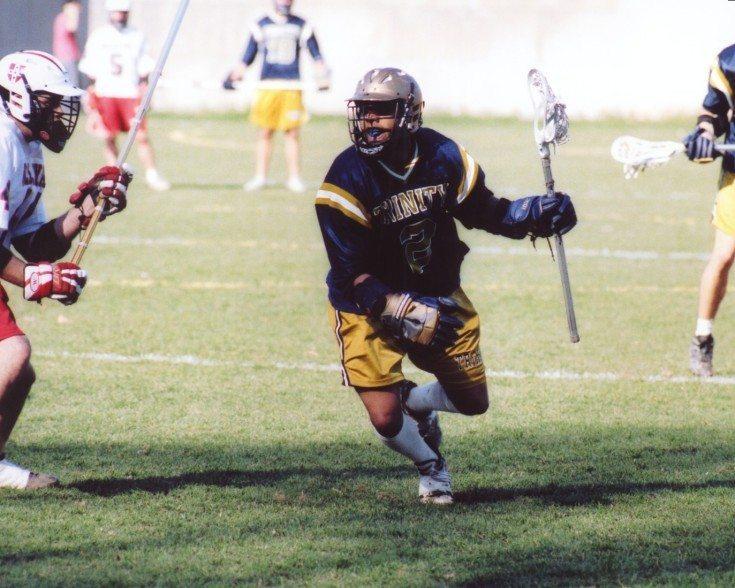 Ravi Pillay Trinity Lacrosse 2004 Wesleyan Paul Malangone