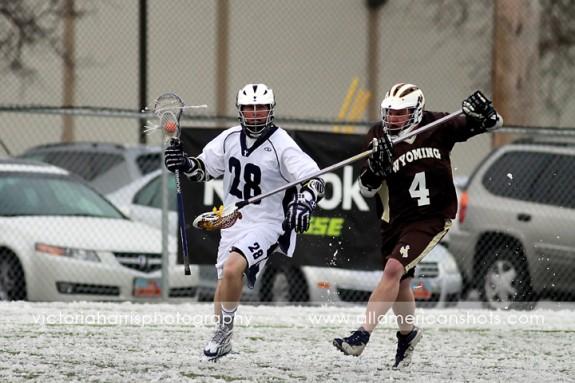 BYU Wyoming Lacrosse
