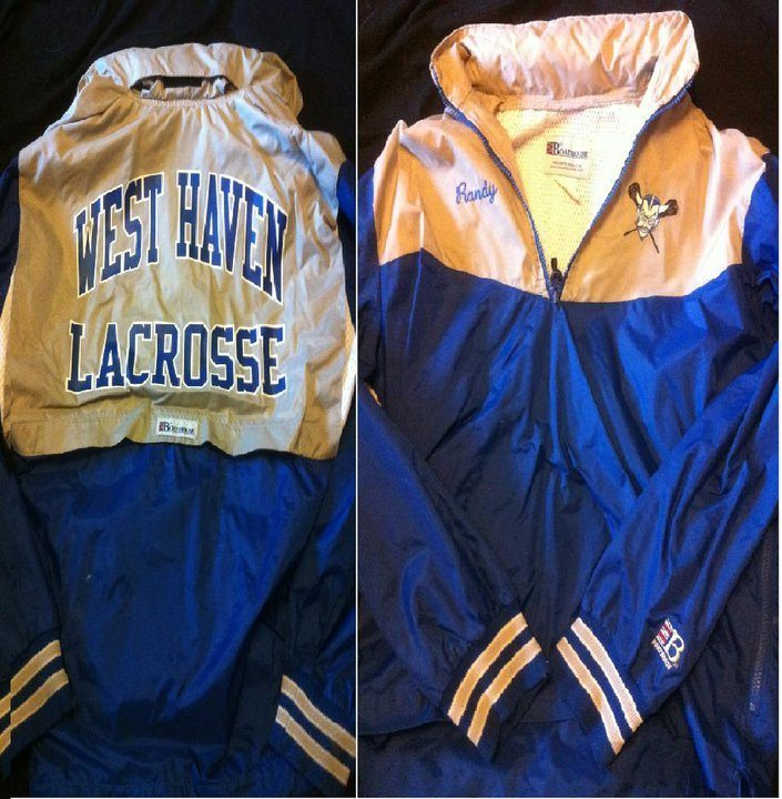WHHS boathouse jacket from 2002. still in perfect condition.
