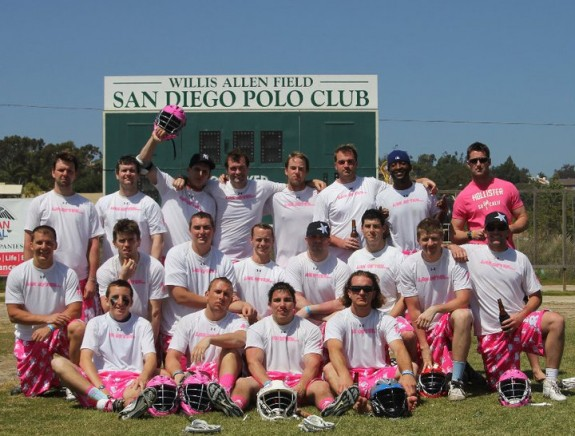 Salt Shakerz Lacrosse Club at Jam by the Sea