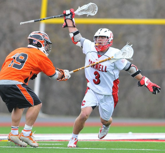 Rob Pannell Cornell lacrosse