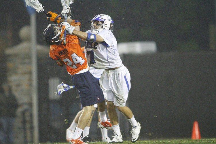 ACC head shot lacrosse