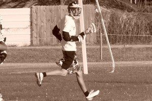 Colt Schafer FB Lax South Texas lacrosse