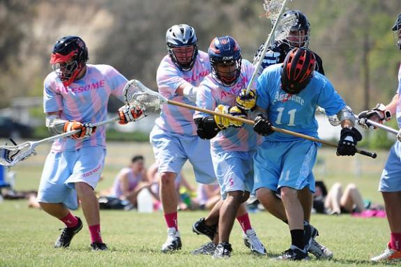 Jonny Namer Lacrosse lax