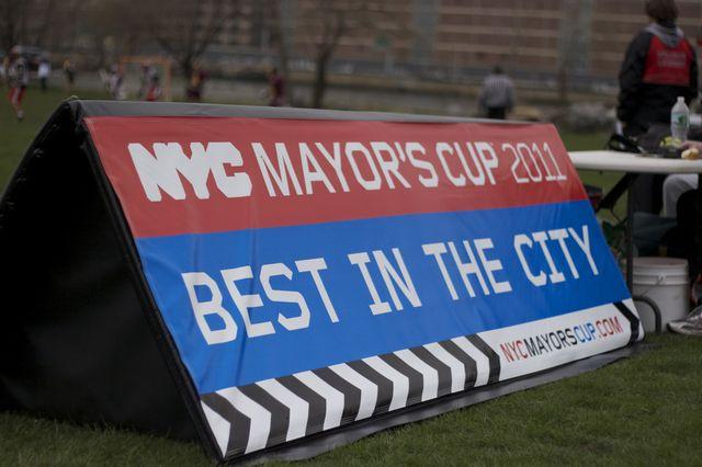 Citylax Mayor's Cup lacrosse NYC