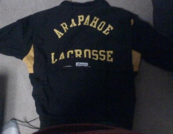 5th Place - Pat Gunning, Arapahoe Lacrosse