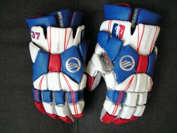 Maverik Mayback Lacrosse Gloves Lax All Stars